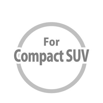 コンパクトSUV用ナッジバーを表示する