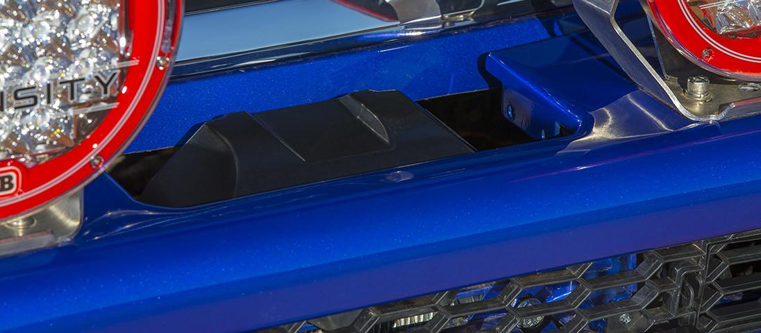 ARBサミットバンパー(フォード レンジャー Ford Ranger)ウインチ