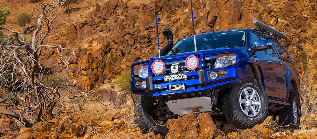 ARB 4x4 デラックスバンパー(ブルバー) フォード レンジャー Ford Ranger