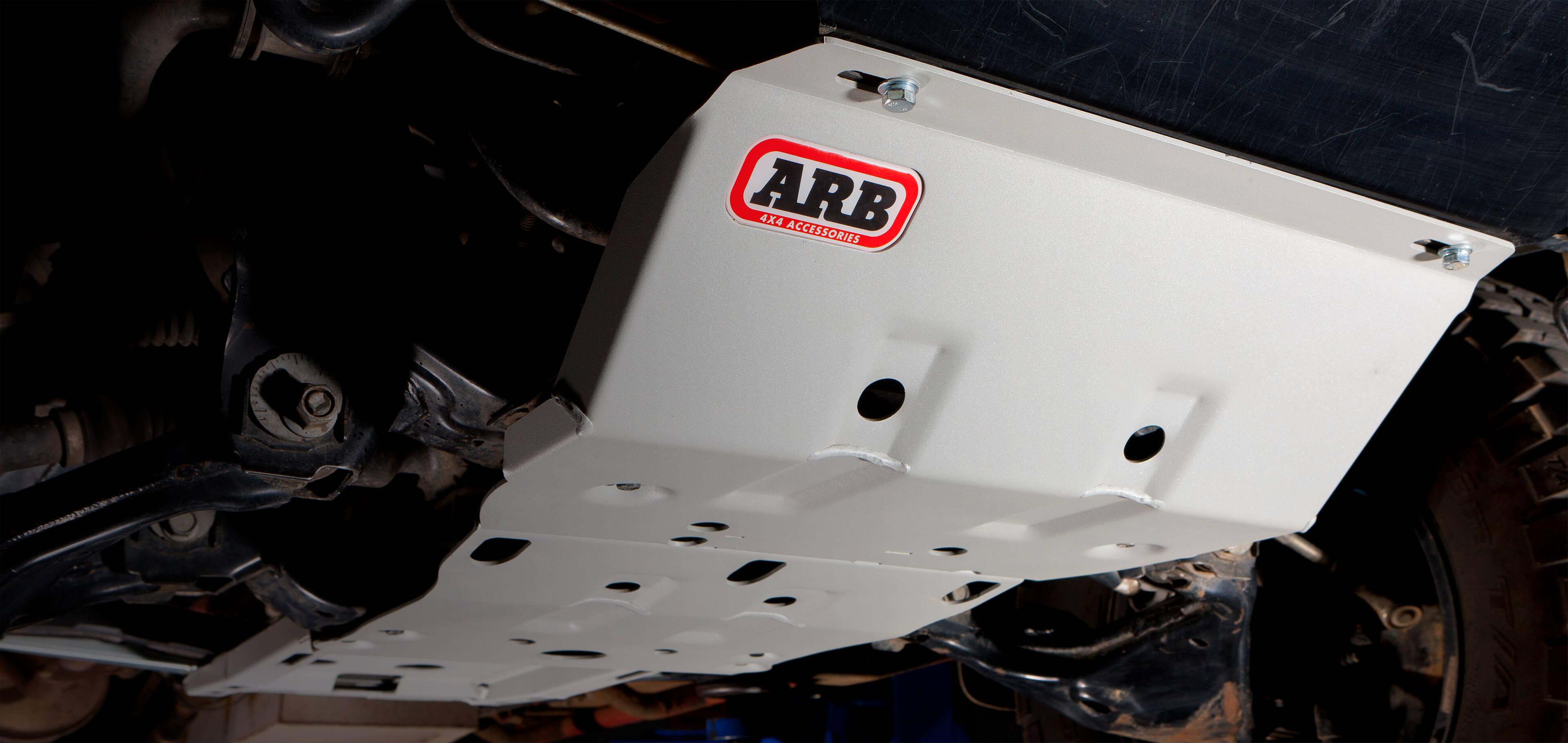 ARB スキッドプレート(アンダーヴィークルプロテクション)