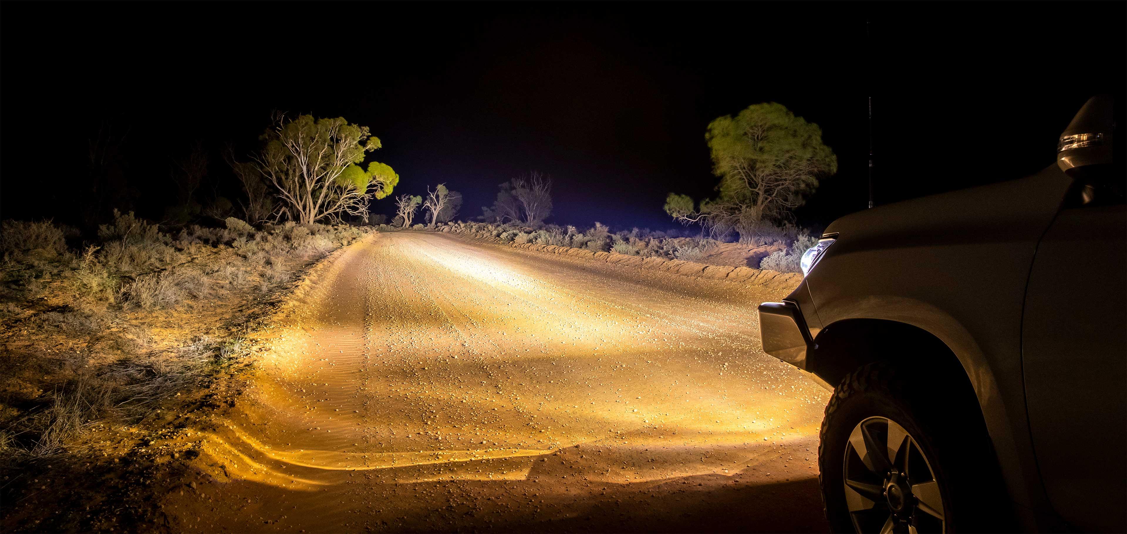 ARB LEDフォグランプ・ワークランプ・ドライビングランプ