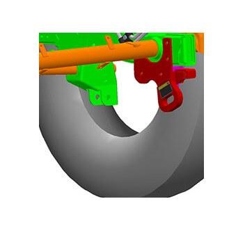 ARB 牽引フック(リカバリーポイント)設計における研究・デザイン