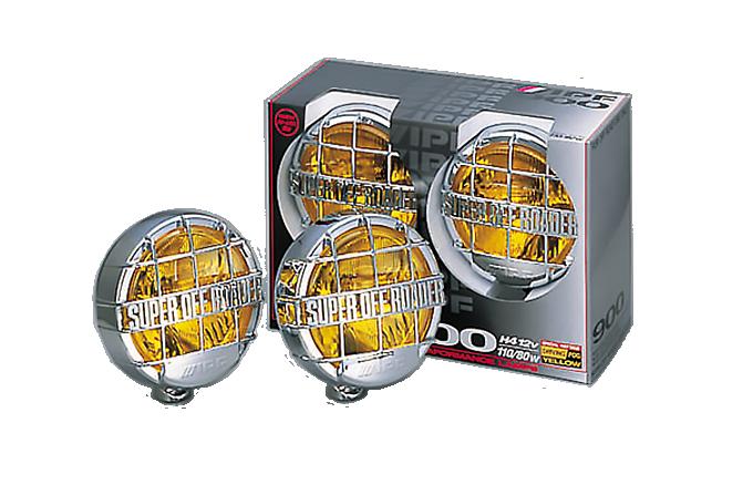 IPF スーパーオフローダー900 H4 Hi/Lo切替 フォグランプ