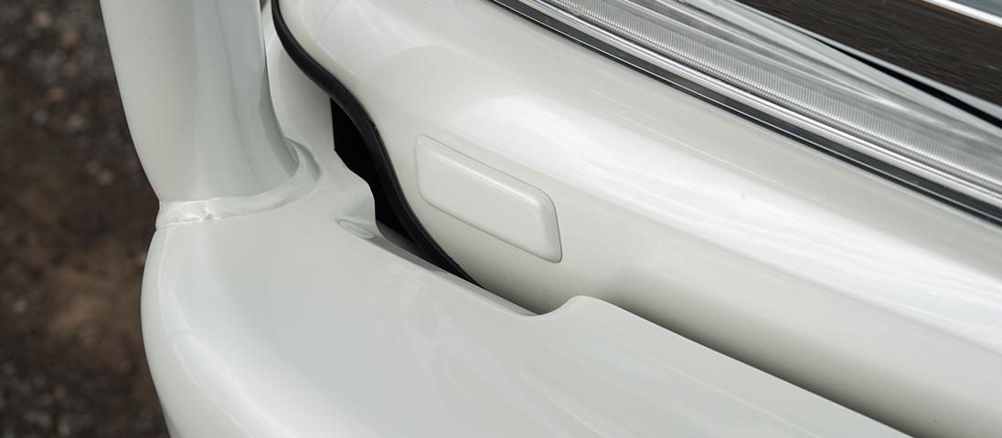 ランドクルーザー200系(ランクル200)後期 ARB サミットバンパー ヘッドライトウォッシャー装着車