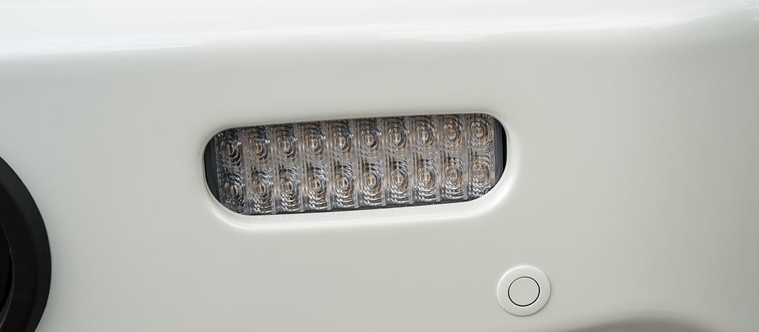 ランドクルーザー200系(ランクル200)後期 ARB サミットバンパー LEDウィンカー・ポジション