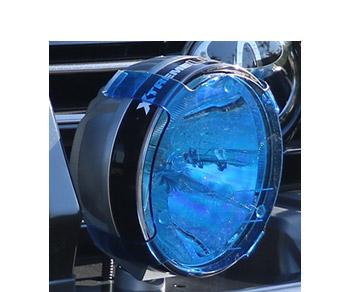 ARB×IPF フォグランプカバー(ブルー)