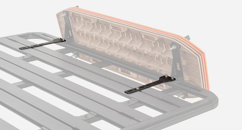 Rhino-Rack(ライノラック)オプション サンドラダーブラケット(側面)