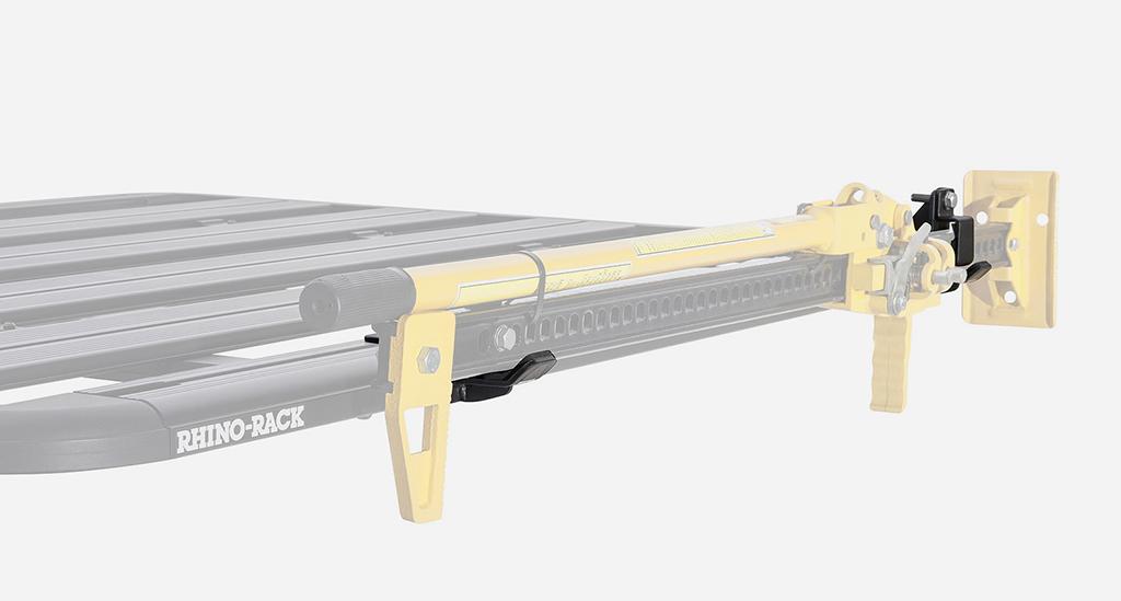 Rhino-Rack(ライノラック)オプション Hi-Lift(ハイリフト)ジャッキブラケット(サイド)