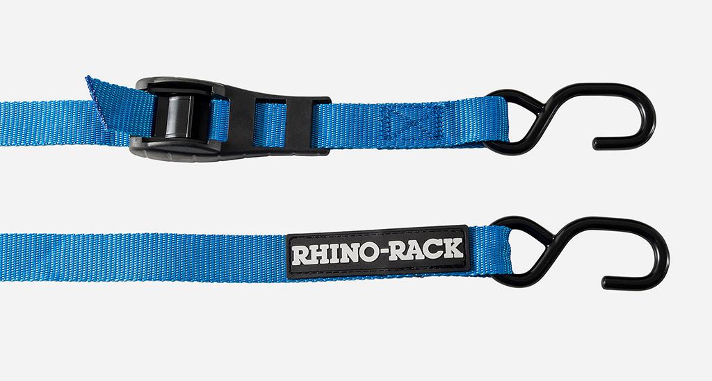 Rhino-Rack(ライノラック)オプション タイダウンストラップ