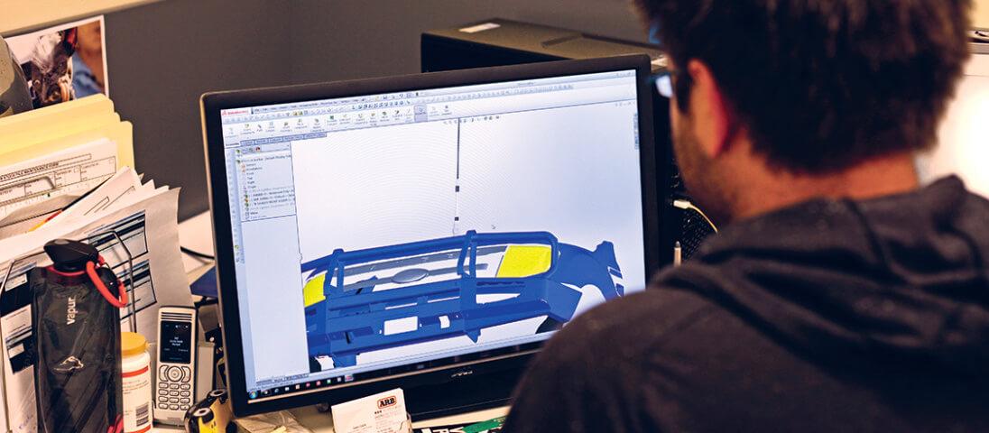 ARB 4x4 Accessoriesの開発 CADデザイン