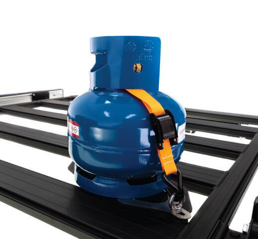 ARB BASE RACK ベースラック:薄型フラット ルーフラック ガスボトルホルダー