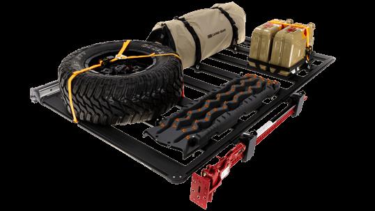 ARB BASE RACK ベースラック:薄型フラット ルーフラック アタッチメント